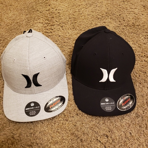 info for 2a1fb 8846d New Hurley Men s One   Only Flexfit Hat